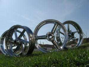 best motorcycle chrome plating