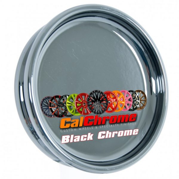 black chrome sample disk