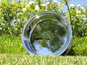 motorcycle wheel calchrome