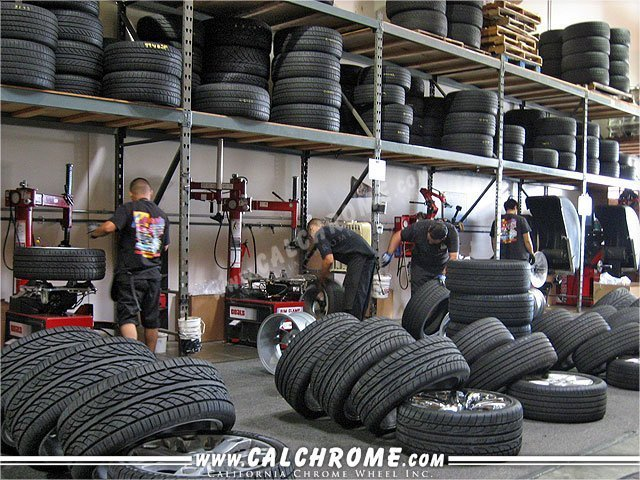 chrome plating process diagram 37. WHEEL MOUNTING Wheels with tires are professionally mounted and road force balanced.