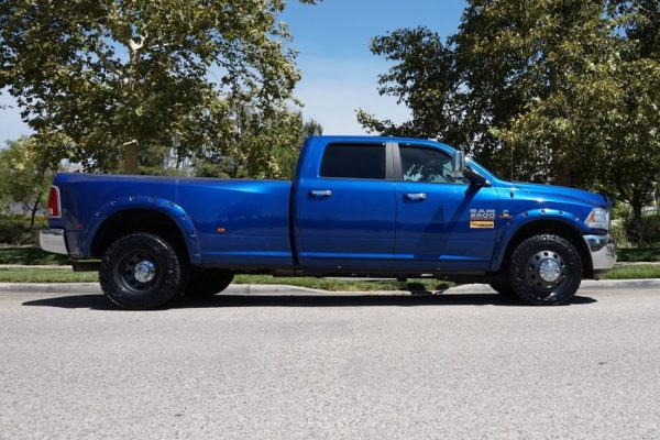 black wheels for truck ram 3500