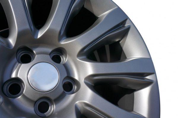 matte black wheel