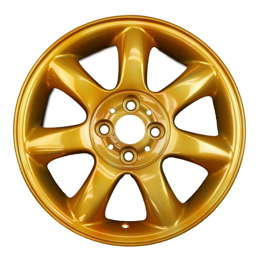 Gold Leaf Fusion Powder Coat - Calchrome.com | California ...
