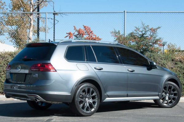 new evo grey fusion coat volkswagon