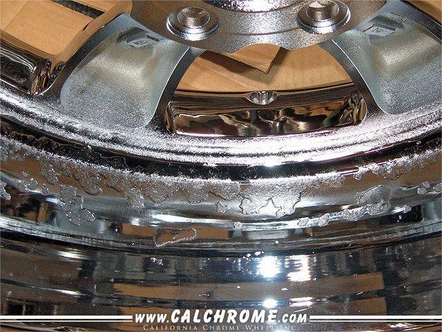 Rechrome Plating - Calchrome com | California Chrome Wheel