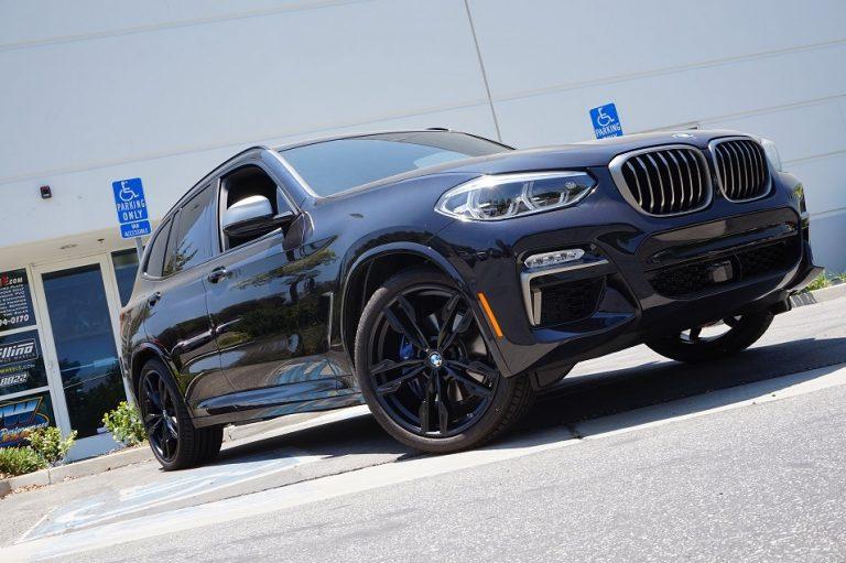 calchrome black wheels bmw x5