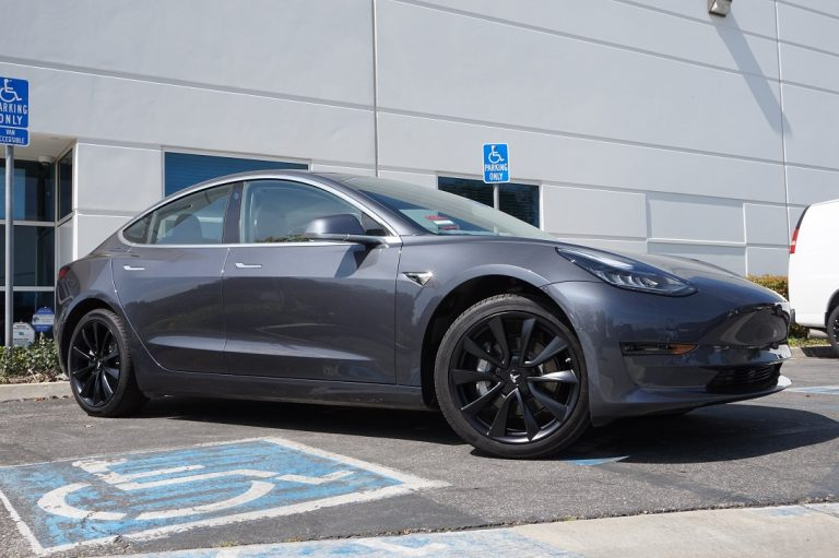 calchrome matte black wheels for tesla model 3 amazon ebay carid