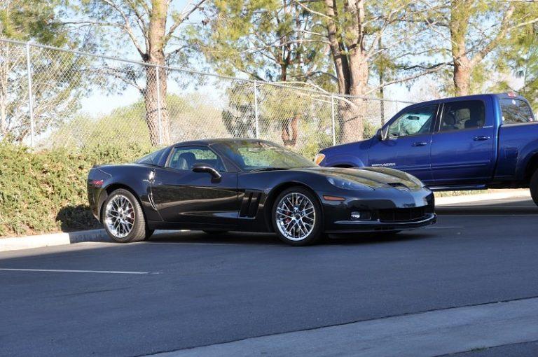 chrome for corvette