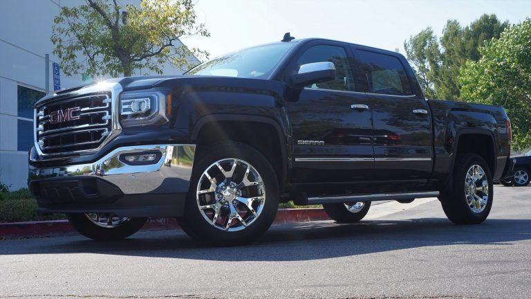 chrome rims wheels for gmc sierra calchrome