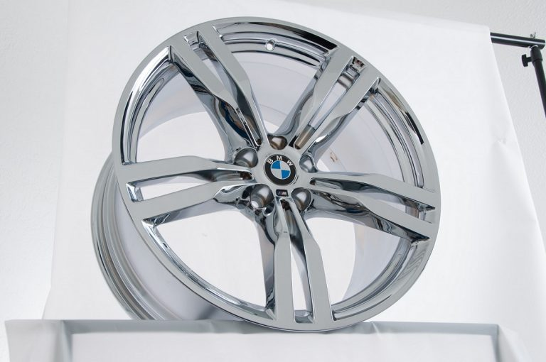 chrome wheels for bmw calchrome 20 inch