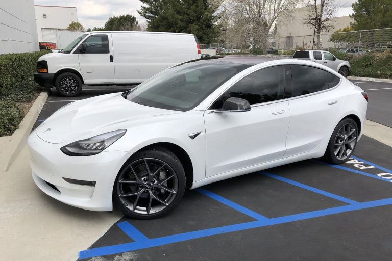 custom tesla wheels rims grey