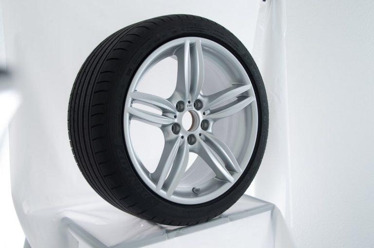 oem wheels silver