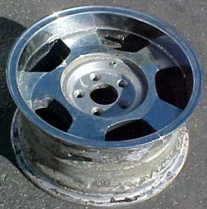 Salt corrosion, use of fix-a-flat, tire stop leak, air bead leak.