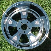 C2. Two-Piece Welded Aluminum Wheel - Back