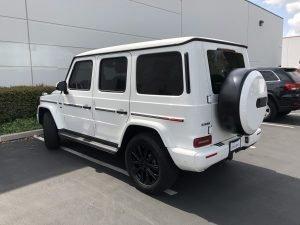 wheels for g 550 mercedes calchrome