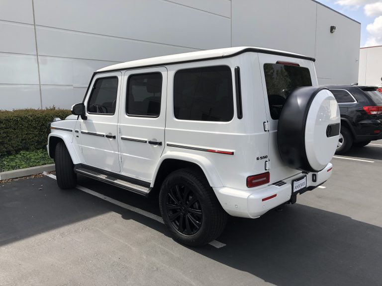 wheels for g 550 mercedes calchrome