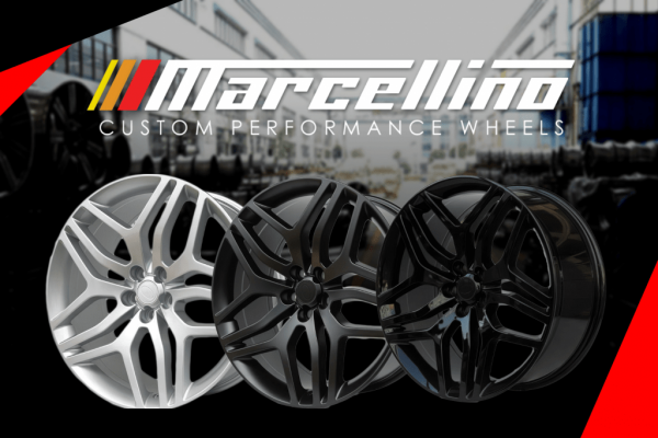 marcellino wheels lineup | aftermarket or custom wheel shop