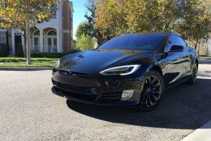 Tesla Chrome Delete - Blackout Package