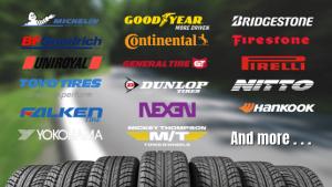 Tires for Tesla