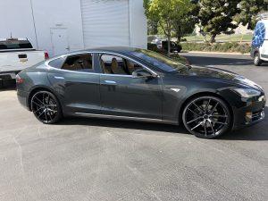 Tesla Aftermarket Wheels
