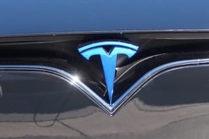 Custom Tesla Emblems